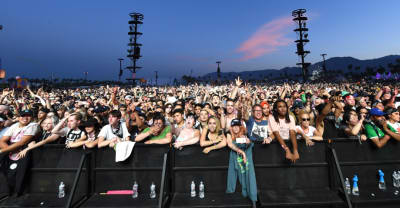 Coachella is being sued for its restrictive radius clause