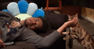 """Danny Brown wants to learn improv, but first he's working on an album with a """"legendary"""" producer"""