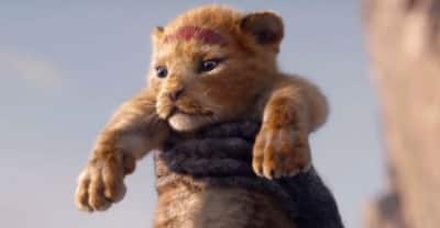 """The Lion King"" trailer set a new Disney record"