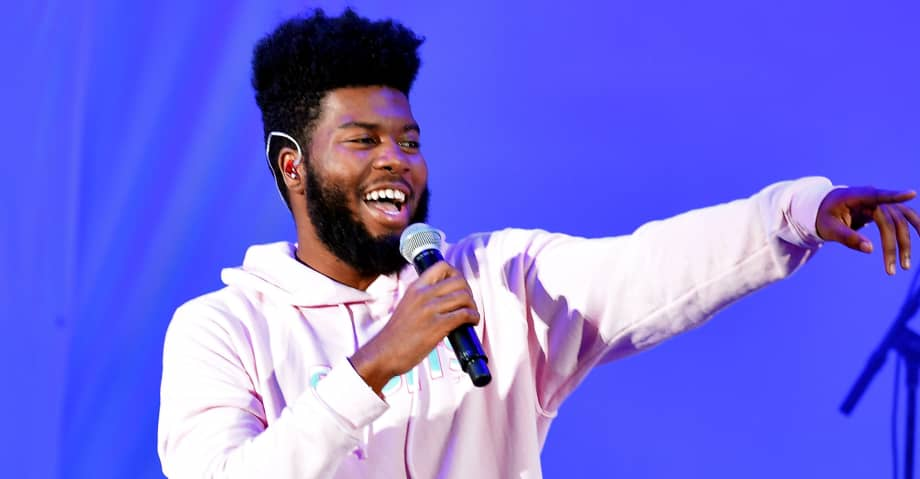 """Khalid shares new song """"Up All Night"""""""