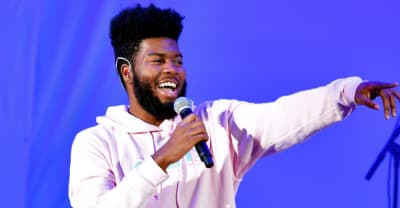 "Khalid shares new song ""Up All Night"""