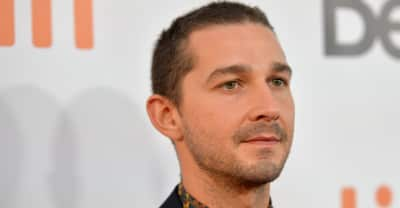 "Shia LaBeouf on Kanye West: ""He took all my fucking clothes"""