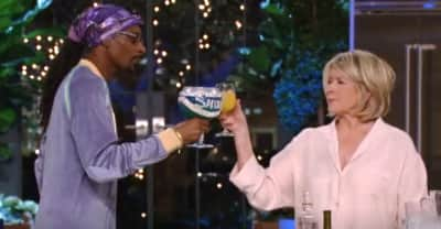 Watch The Trailer For Snoop Dogg And Martha Stewart's New Cooking Series