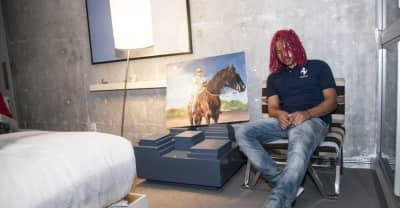 "Adamn Killa Hits The Ranch In His ""Saddler"" Video"