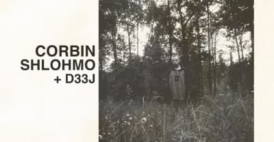 Corbin (F.K.A. Spooky Black) Announces Tour With Shlohmo And D33J
