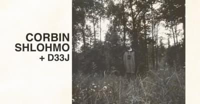 Corbin (F.K.A. Spooky Black) Announces Tour With Shlohmo And D33J