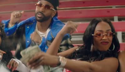"Watch Kash Doll and Big Sean's revved up ""Ready Set"" video"