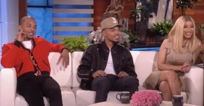Watch Cardi B, Chance The Rapper, and T.I. on Ellen