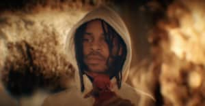 "Valee and Calboy light it up for the ""Uninvited"" video"