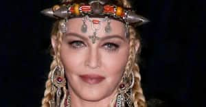 "Madonna says she never intended to pay ""tribute"" to Aretha Franklin at the 2018 VMAs"