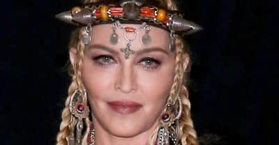 """Madonna says she never intended to pay """"tribute"""" to Aretha Franklin at the 2018 VMAs"""