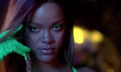 Rihanna shares a trailer for Savage X Fenty NYFW show