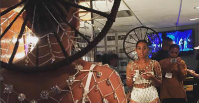 Meet The Hair Artist Behind Solange's Braided Halo From Her SNL Performance