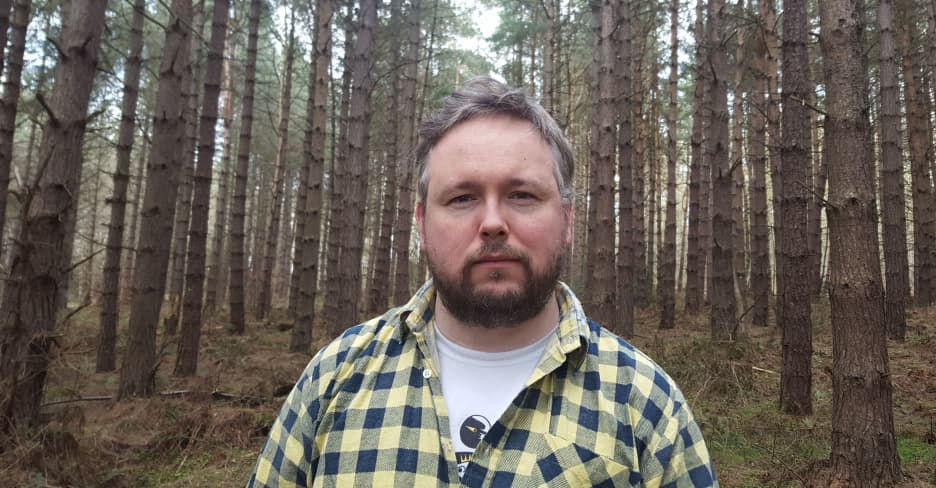 Britain's Richard Dawson is the empathetic voice of a divided island