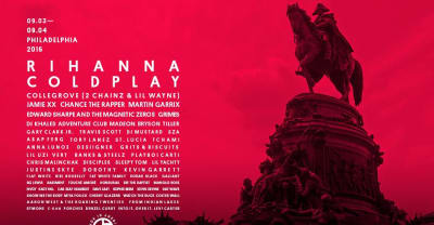 Rihanna And Coldplay Headlining Budweiser's Made In America Festival