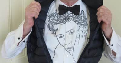 Wear Timothée Chalamet close to your heart with James Ivory's Oscars shirt