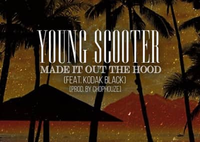 "Kodak Black Joins Young Scooter On ""Made It Out The Hood"""