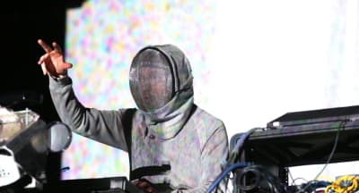 "Listen to Squarepusher's ""Vortrack [Fracture Remix]"" ahead of his just-announced new album"