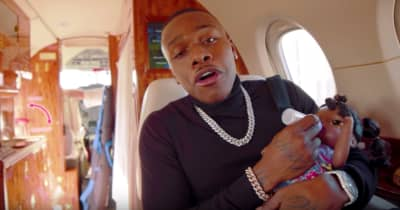 "DaBaby is father of the year in new ""Goin Baby"" video"