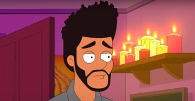 "The Weeknd debuted new song ""I'm a Virgin"" on American Dad"