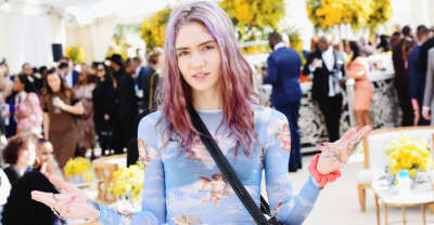 Grimes prophesied the end of human art