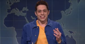 "SNL's Pete Davidson: ""If you support the Catholic church, isn't that the same thing as being an R. Kelly fan?"""