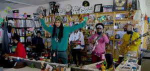 Watch Phony Ppl's Tiny Desk concert