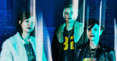 """Ex Hex shares new single """"Cosmic Cave,"""" announces sophomore LP It's Real"""