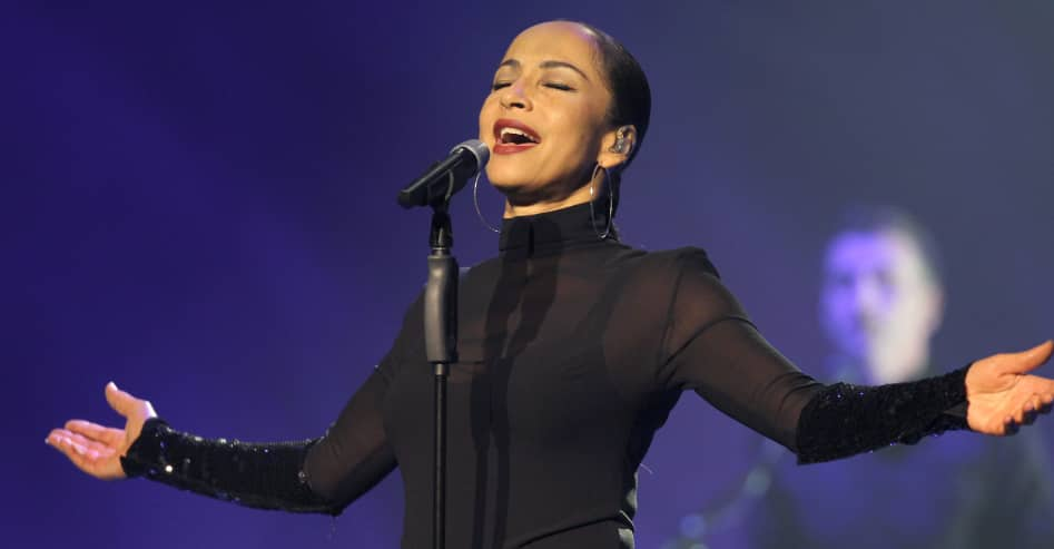 """Listen to Sade's new song, """"The Big Unknown"""" 