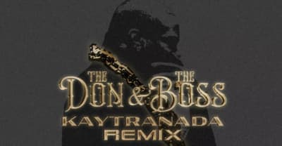 "KAYTRANADA remixes Busta Rhymes and Vybz Kartel's ""The Don & the Boss"""