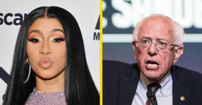 Cardi B praises Bernie Sanders, expresses support for free healthcare and college tuition