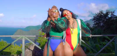 "Watch Nailah Blackman and Shanseea's party-filled ""We Ready"" video"