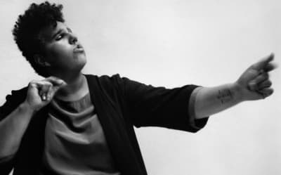 "Alabama Shakes' Brittany Howard goes solo on new single ""History Repeats"""