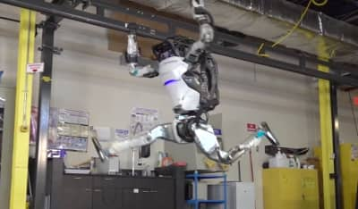 Robots can do gymnastics now