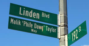 NYC Street Is Now Officially Named After A Tribe Called Quest's Phife Dawg