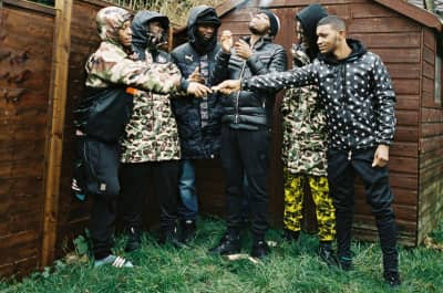 "Section Boyz Share ""Nosey Neighbours"" Video"