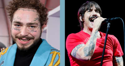 Red Hot Chili Peppers to perform with Post Malone at 61st Grammys