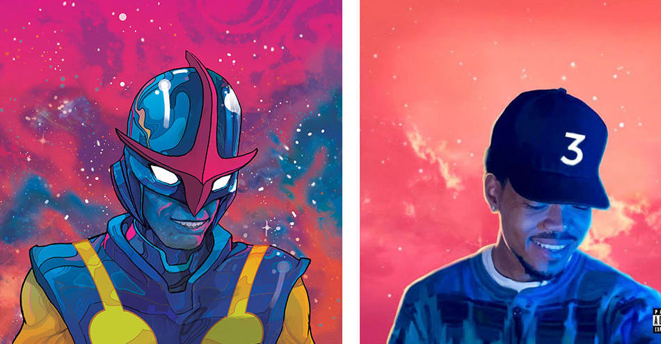 Marvel Reveals New Variant Covers Inspired By Chance The ...