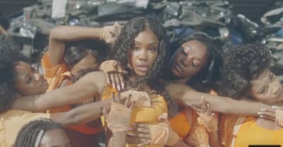 "SZA returns with ""Hit Different"" feat. Ty Dolla $ign, produced by The Neptunes"
