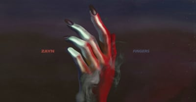 "Zayn shares new song ""Fingers"""
