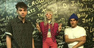 Watch Paramore Cover The Strokes And Perform Songs From After Laughter In Nashville