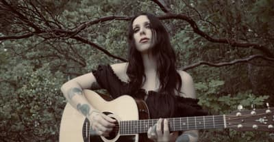 "Hear Chelsea Wolfe's ashy, mostly acoustic ""American Darkness"""