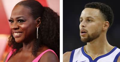 Viola Davis and Steph Curry are executive producing a film on the Charleston church shooting
