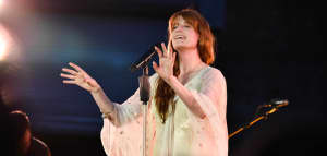 "Hear Florence and the Machine cover Tori Amos's ""Cornflake Girl"""