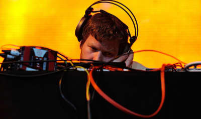 "Listen To Aphex Twin's Surprise New Track ""tnodvood104"""