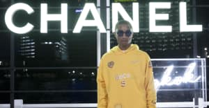 Pharrell is designing a collection for Chanel