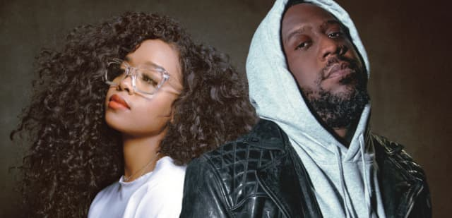 """Robert Glasper connects with H.E.R. and Meshell Ndegeocello on """"Better Than I Imagined"""" 1"""