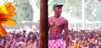 """Tyler, the Creator shares remix of Trouble and Drake's """"Bring It Back"""""""