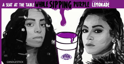 Listen To A Chopped And Screwed Mix Of Lemonade And A Seat At The Table