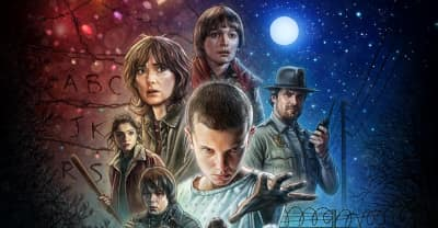 Listen To This Massive Synthwave Playlist While You Wait For The Stranger Things Soundtrack